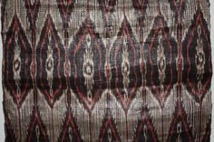 Philippine T'nalak Bark Cloth Woven Textile Hanging    www.trocadero.com/stores/petrierogers/items/930438/item930438.html#
