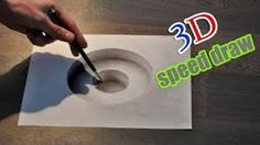 Image result for realistic 3d drawings