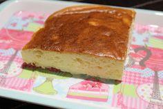 El mandilón de mamá: Pastel de queso  japonés