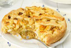 Estonian Cabbage Pie