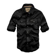 : Hollister Men Desert Springs Plaid Shirts HCOS#6904 : Abercrombie uk