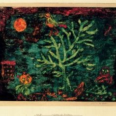 Paul Klee - Tale of the North