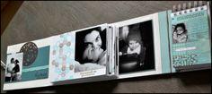 Possibilité de mettre des photos verticales dans le carnet - superbe album!