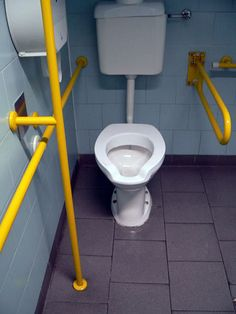 Handicap Toilets Are Important Accessories for Disabled Bathrooms