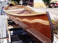 Custom Built: White Salmon Boat Works. Cedar strip boats
