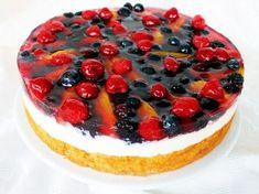 Napfény és Fűszer: Túrókrémes gyümölcstorta