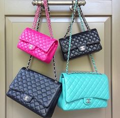f9530ad283ac Chanel Classic Flap, Stylish Girl, Classy And Fabulous, My Bags, Purses And