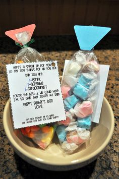 Little LDS Ideas: Father's Day Tie Treat!  Great for the granddaughters to make for their daddy's at my house