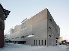Sports Center and Indoor Pool,© José Hevia