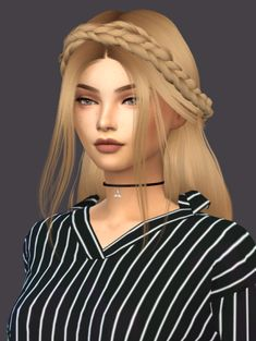 ✦ Deirdre ✦ Hair and Jeans / Blouse / Boots / Choker / Skin / Body freckles / Eyes (contacts). Sims 4 Game Mods, Sims Mods, Sims 4 Mods Clothes, Sims 4 Clothing, Sims 4 Teen, Sims Cc, The Sims 4 Skin, Sims 4 Traits, Sims 4 Black Hair
