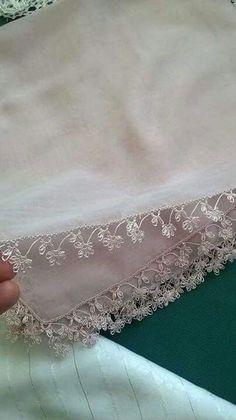Beautiful bridal oya lace