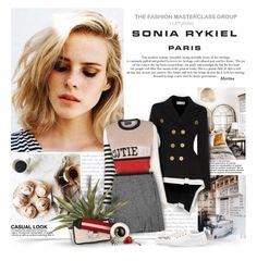 """Sonia Rykiel Fall"" by thewondersoffashion ❤ liked on Polyvore featuring Sonia Rykiel, Sonia by Sonia Rykiel and soniarykiel"