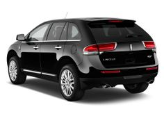 Lincoln MKX | 2012 Lincoln MKX Outside
