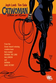 "Presents the adventures of Selina Kyle, aka Catwoman, during the time of the ""The Long Halloween"" and ""Dark Victory."""