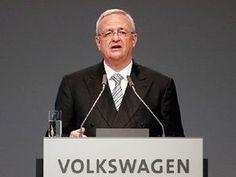 Volkswagen CEO Martin Winterkorn resigns