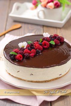 Cheesecake senza cottura la ricetta base infallibile | Ho Voglia di Dolce