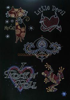 Каталог эскизов - для точечной росписи, декора стразами, вышивки, вышивки бисером. Обсуждение на LiveInternet - Российский Сервис Онлайн-Дневников