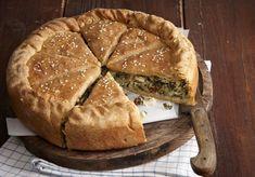 15 συνταγές με σπανάκι που θα λατρέψεις - www.olivemagazine.gr Greek Recipes, Pie Recipes, Vegan Recipes, Cooking Recipes, Recipies, Yummy Recipes, Cheese Pies, Spanakopita, Apple Pie