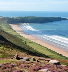 A Walk for July: The Gower Peninsula, South Wales