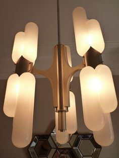 Pendant Lamp - Midcentury Modern Design