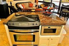 images of kitchen islands with cooktops - Google Search