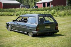 Citroën CX familiar