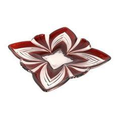 Aurora Ruby Platter | Kirkland's