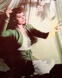 Greer Garson!