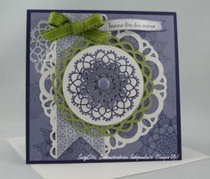 Paper Doly Die, Delicate Doilies, by Tootsy - Cards and Paper Crafts at Splitcoaststampers