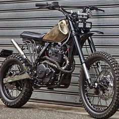 Street Tracker Motorcycle Inspiration 48