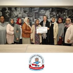 The MARCH Ladies (Muslim Association for Red Cross Children's Hospital) celebrated their 25th Anniversary of raising funds for The Children's Hospital Trust with a Gala Dinner held on 22nd June at Tuscany Gardens in Rylands. Today, they visited the Trust office to handover a cheque of R200 000 towards the Upgrade and Expansion of the Emergency Centre at the Red Cross War Memorial Children's Hospital.  Read more by visiting our website below. Cheque, Gala Dinner, Kids Hands, Childrens Hospital, Red Cross, 25th Anniversary, Tuscany, Raising, Muslim