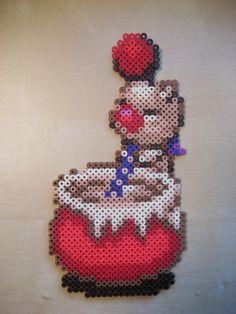 kingdom hearts perler bead patterns - Google Search