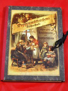 Puppenmütterchens Nähschule von Agnes Lucas | eBay