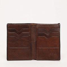 Men's Wallet #mooreandgiles #leather #wallet