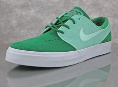 Nike SB Stefan Janoski – Pine Green – Arctic Green