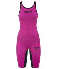 Arena Powerskin Carbon Air Pink Kneeskin – Fit4Swimming Swim Store