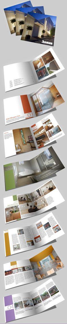 Square Catalogue Portfolio | brochure