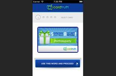 Cardtruth allows users to send and receive gifts and offers. It is a perfect iPhone app which connects people together. See more at: http://www.globussoft.com/portfolio/social-gifting-products/
