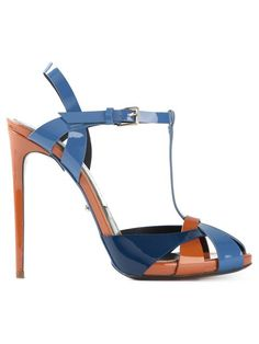 Shop Marco Proietti Design 'Criss-Cross' sandals   in Biondini Paris from the world's best independent boutiques at farfetch.com. Over 1500 brands from 300 boutiques in one website.