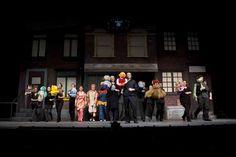 UNH Theatre and Dance Presents: Avenue Q (2012-13 Season)