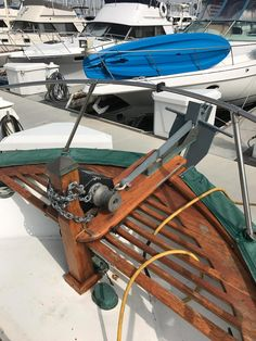 Anchor Systems, Engineering, Boat, Dinghy, Boats, Technology, Ship