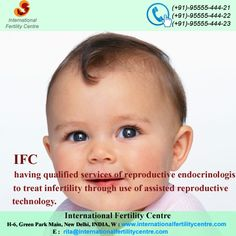 IFC offers privileged fertility treatment of #infertility in #men,  infertility in #women, unexplained infertility, azoospermia #treatment, gamete intrafallopian transfer #embryo transfer and pgd. Reach us on your infertility problems and parenting concerns.  Know More: http://www.internationalfertilitycentre.com/