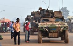 Dozens Killed in Violence in Central African Republic