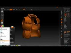 Zbrush 4 R2 PolyPaint Baking via xNormals (x86 Windows)