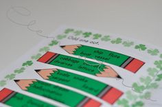 How to teach everything about St. Patrick (It's Clementine's) St Patrick, Teaching Resources, Worksheets, Everything, Language, Clip Art, Activities, Store, Blog