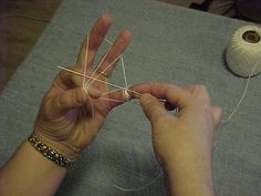 First Needle Tatting Patterns | Needle Tatting Cluny Leaves by Hand