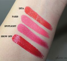 February Color Spotlight- RED