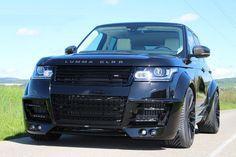 Range Rover 2013 -on LUMMA CLR R