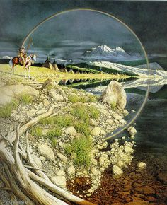by bev doolittle - look at it All
