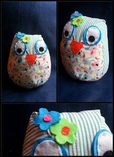 Κουκουβά κουκουβά Owls, Cotton Fabric, Coin Purse, Wallet, Purses, Handmade, Handbags, Hand Made, Owl